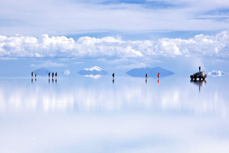 Consejos de viaje: Salar de Uyuni, el desierto de sal más grande ...