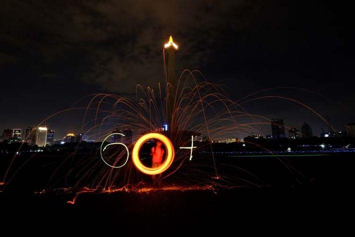 Earth Hour Indonesia 01