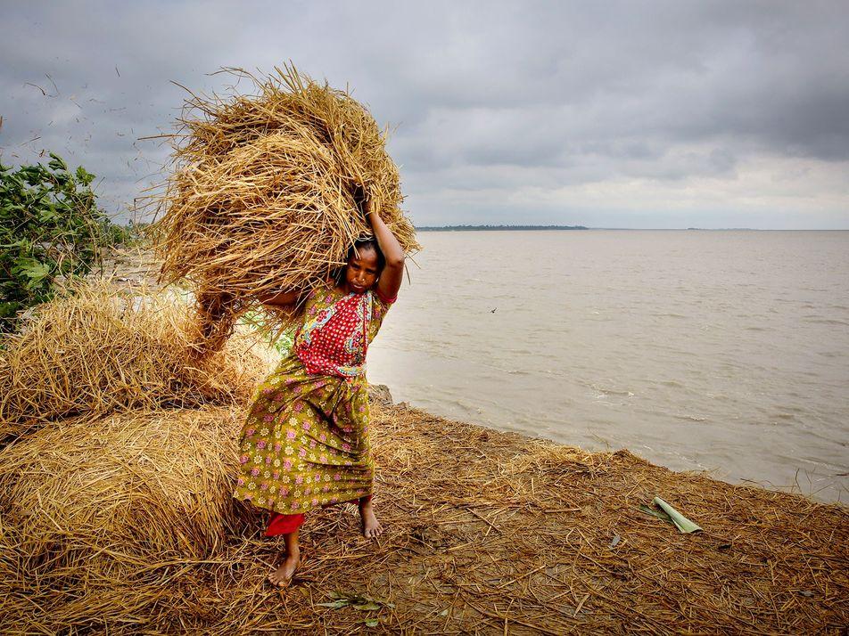 El cambio climático ha creado una nueva crisis migratoria en Bangladesh