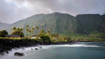 Este parque nacional hawaiano fue una zona de cuarentena aislada