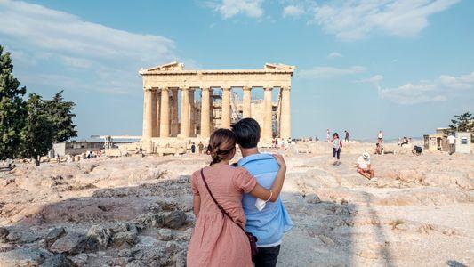 Así está reinventando Grecia su sector turístico