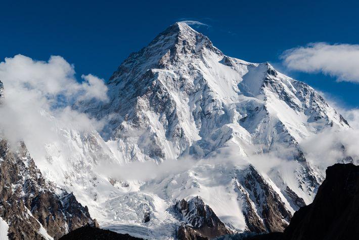 Cima del K2