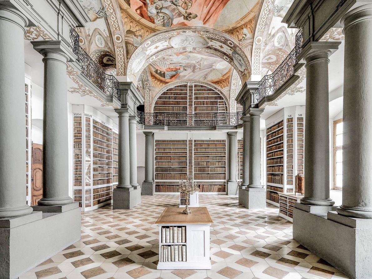 Abadía de San Emerano, Ratisbona, Alemania