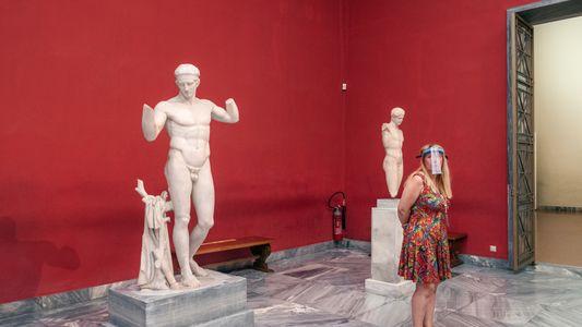 El turismo en Grecia durante la pandemia