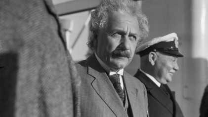 ¿Por qué tenía el FBI un archivo de 1.400 páginas sobre Einstein?
