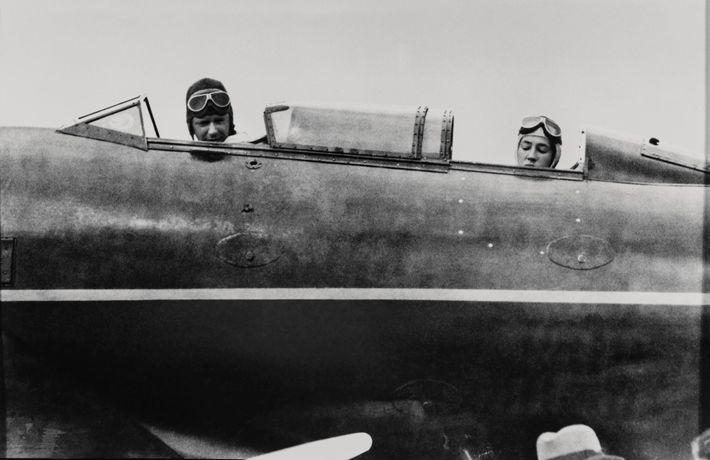 Anne y Charles Lindbergh