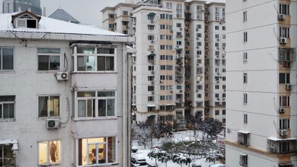 Los habitantes de los búnkeres de Pekín