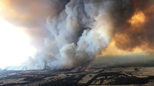 Los incendios de Australia generan «tormentas de fuego» de gran intensidad