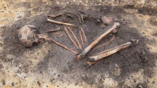 Tumba de la Edad del Bronce