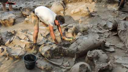 Este palacio cananeo quedó abandonado hace 3700 años: los arqueólogos por fin saben por qué