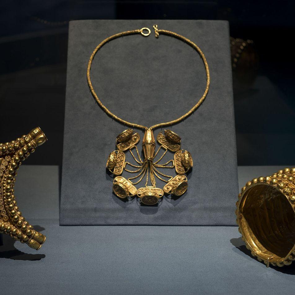 Desvelado el origen del misterioso tesoro de El Carambolo