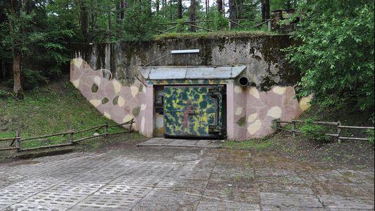 Un arqueólogo revela los búnkeres nucleares de la Guerra Fría de Polonia