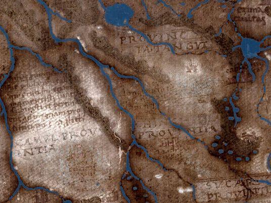 Un mapa de 500 años que usó Colón desvela sus secretos