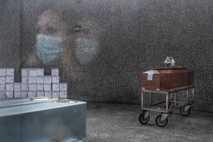 Morgue, Milán
