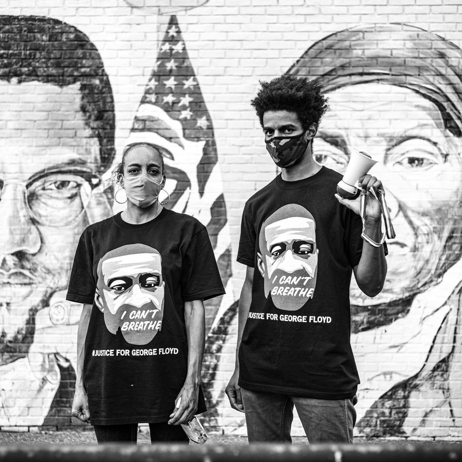 El racismo sistémico y el coronavirus matan a las personas de color. No basta con protestar.
