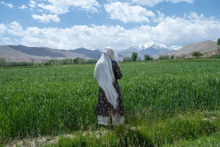 Bamiyán, Afganistán