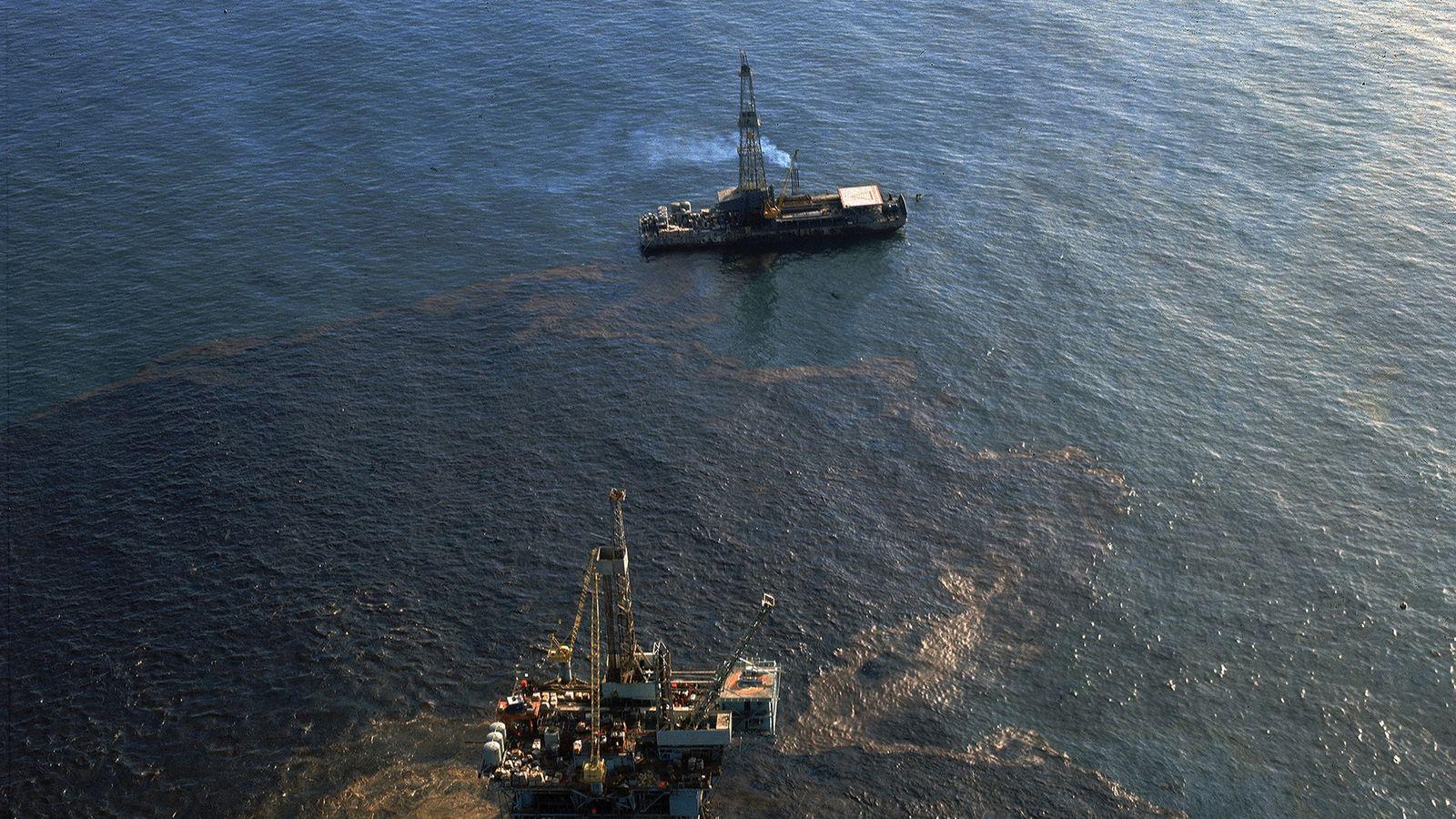 Vertido de petróleo de Union Oil Company