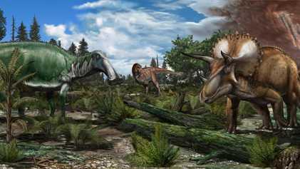 ¿Habrían muerto los dinosaurios sin el impacto del asteroide? Esto dice la ciencia