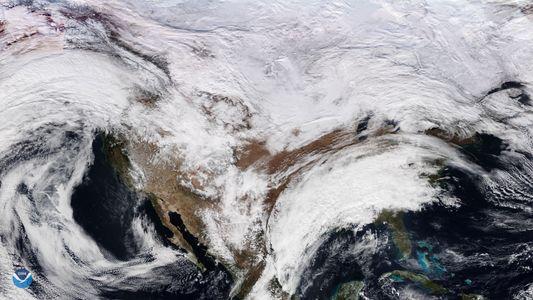 El cambio climático se refleja en el tiempo que ha hecho cada día desde 2012