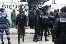 Ataque en Gabón