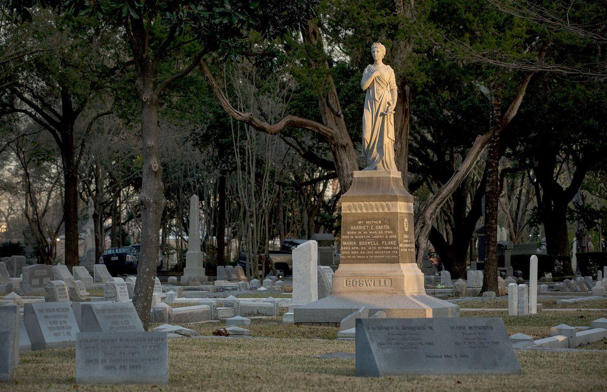 Cementerio Glenwood, Houston