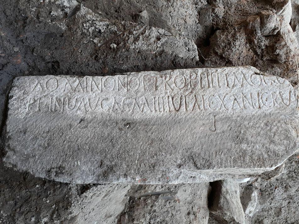 Los restos de una antigua invasión goda