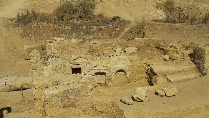 Templo grecorromano