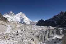 Glaciar Changri Nup