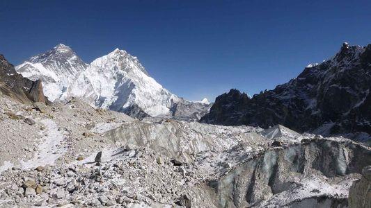 Los glaciares del Himalaya se derriten a un ritmo alarmante