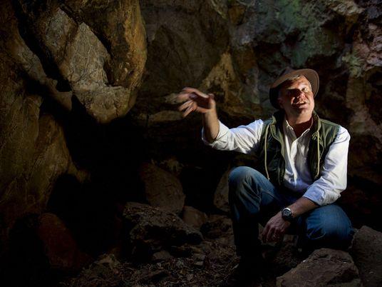 Un nuevo descubrimiento en la cueva Risign Star