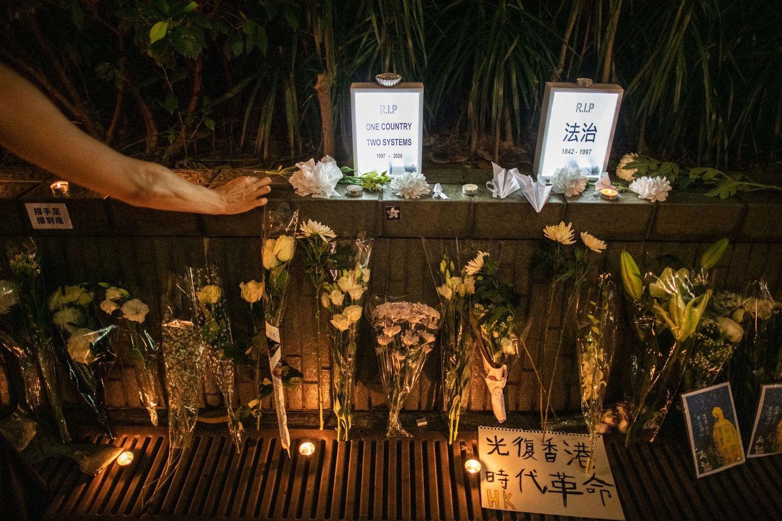 Homenaje a Marcus Leung