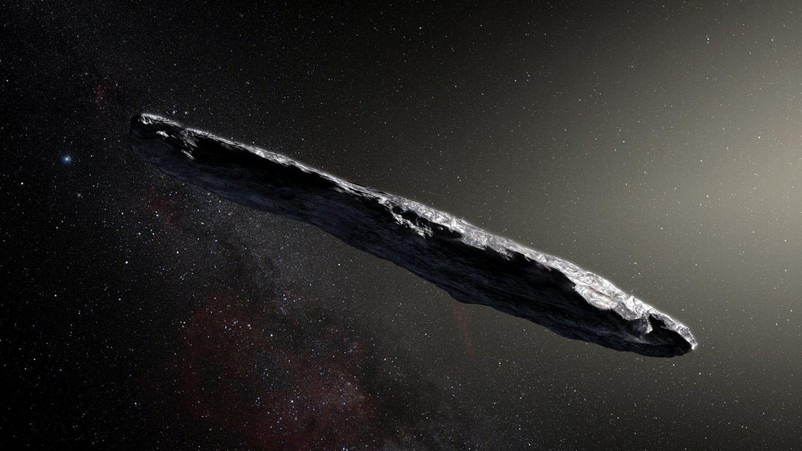 Asteroide interestelar 'Oumuamua