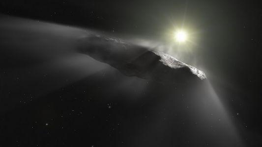 Un meteoroide interestelar podría haber caído en la Tierra en 2014