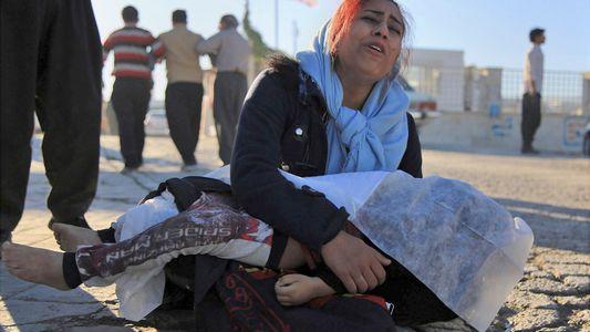 Imágenes del terremoto que asoló Irán e Irak, el más mortal de 2017