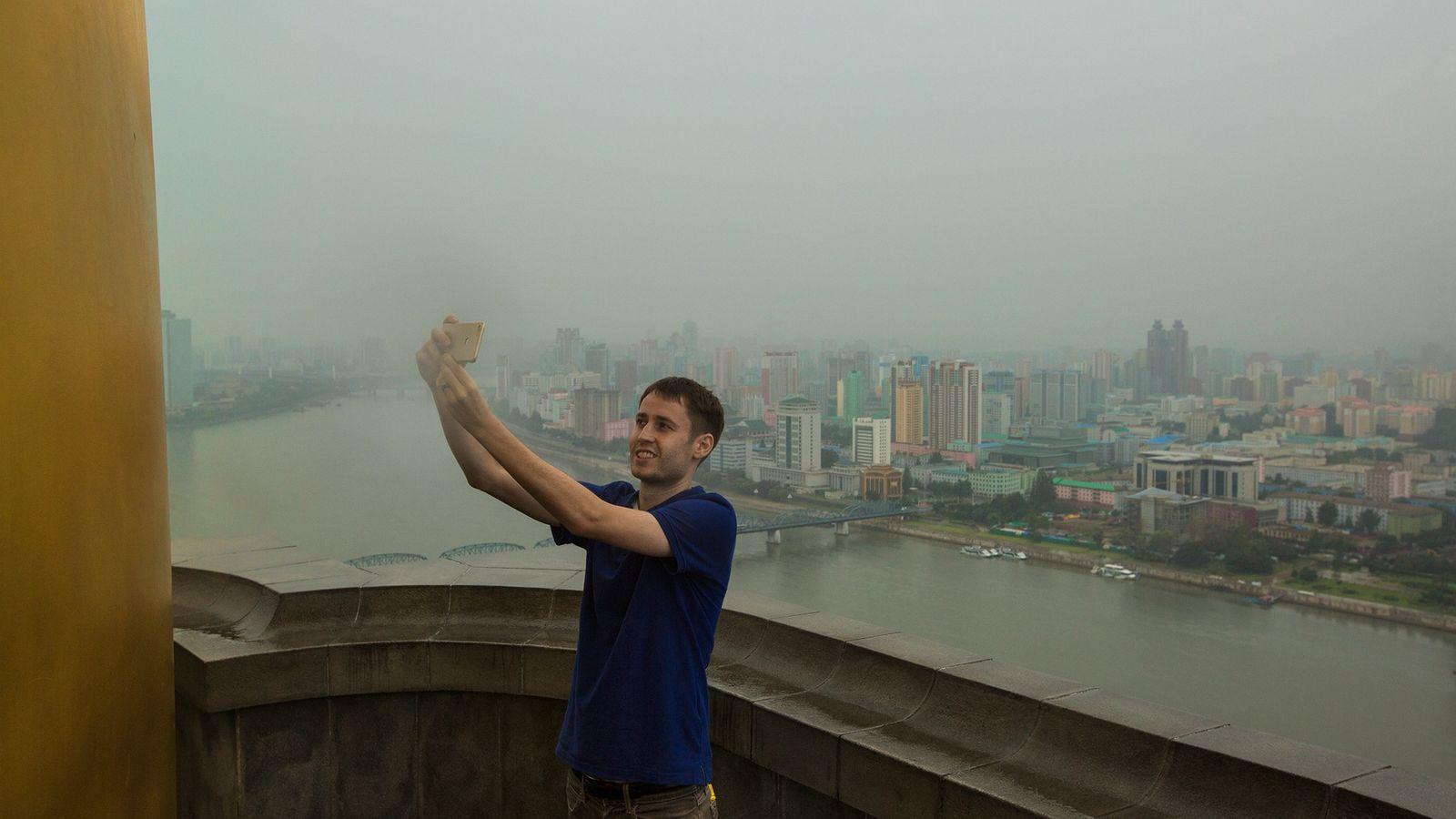 Imágenes de la vida en Corea del Norte