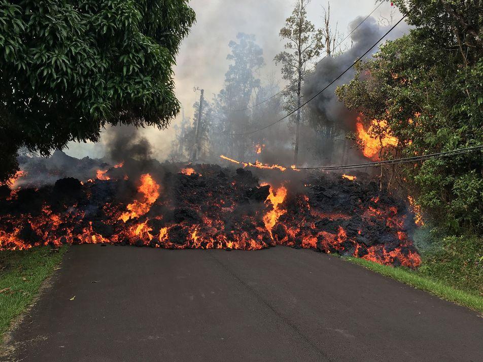 ¿Cuál es la diferencia entre el magma y la lava?