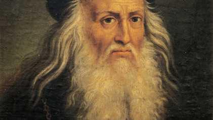 ¿Cuál era el rasgo que hacía de Leonardo da Vinci un genio?
