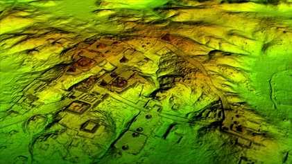 Exclusiva: Descubierta una «megalópolis» maya bajo la jungla guatemalteca