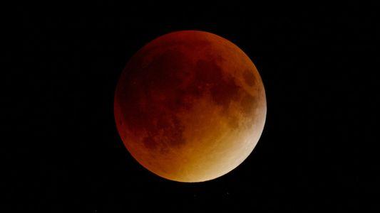 Esta es la primera superluna azul de sangre en 35 años