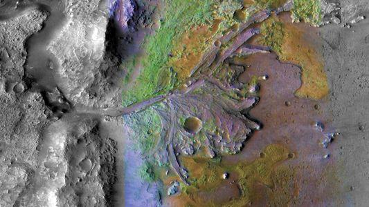 Es posible que los ríos de Marte fluyeran durante más tiempo del que se creía