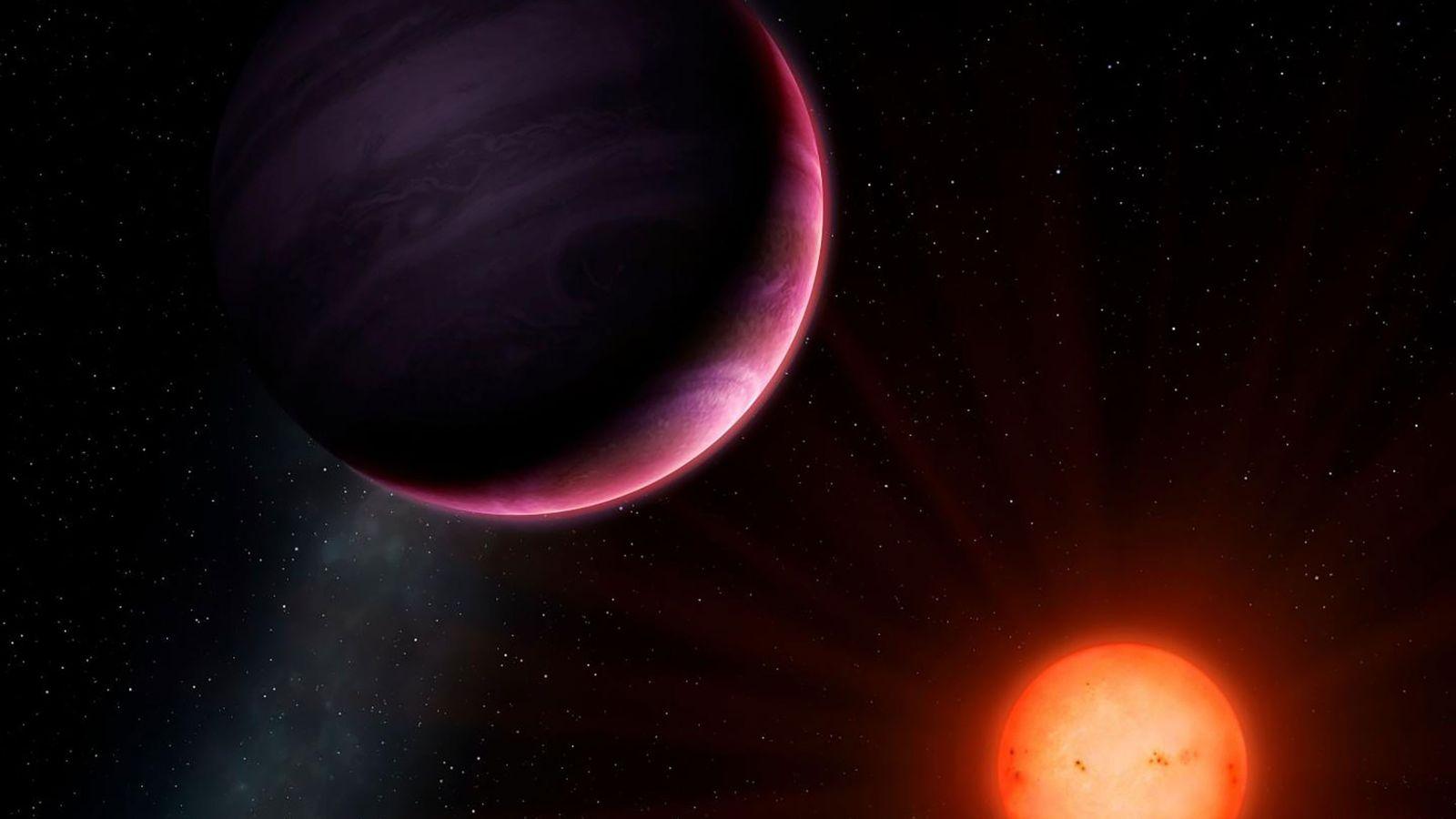 Planeta masivo