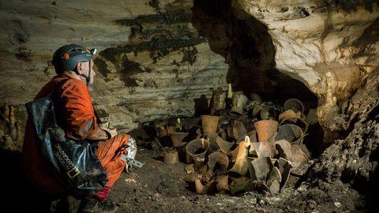 Esta cueva ritual maya ha permanecido «intacta» durante mil años
