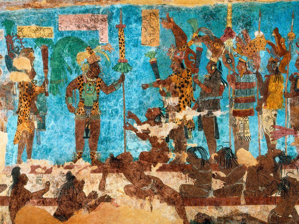 Desvelan ruinas de defensa mayas gracias a la tecnología láser