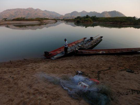 El río más importante del Sudeste Asiático se adentra en terreno desconocido