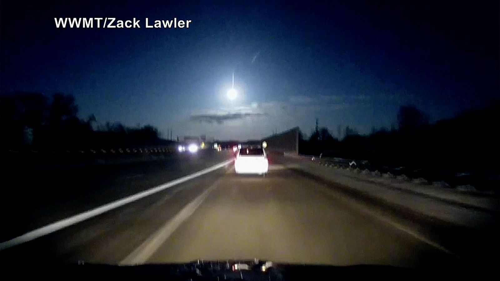 Meteoro de Michigan