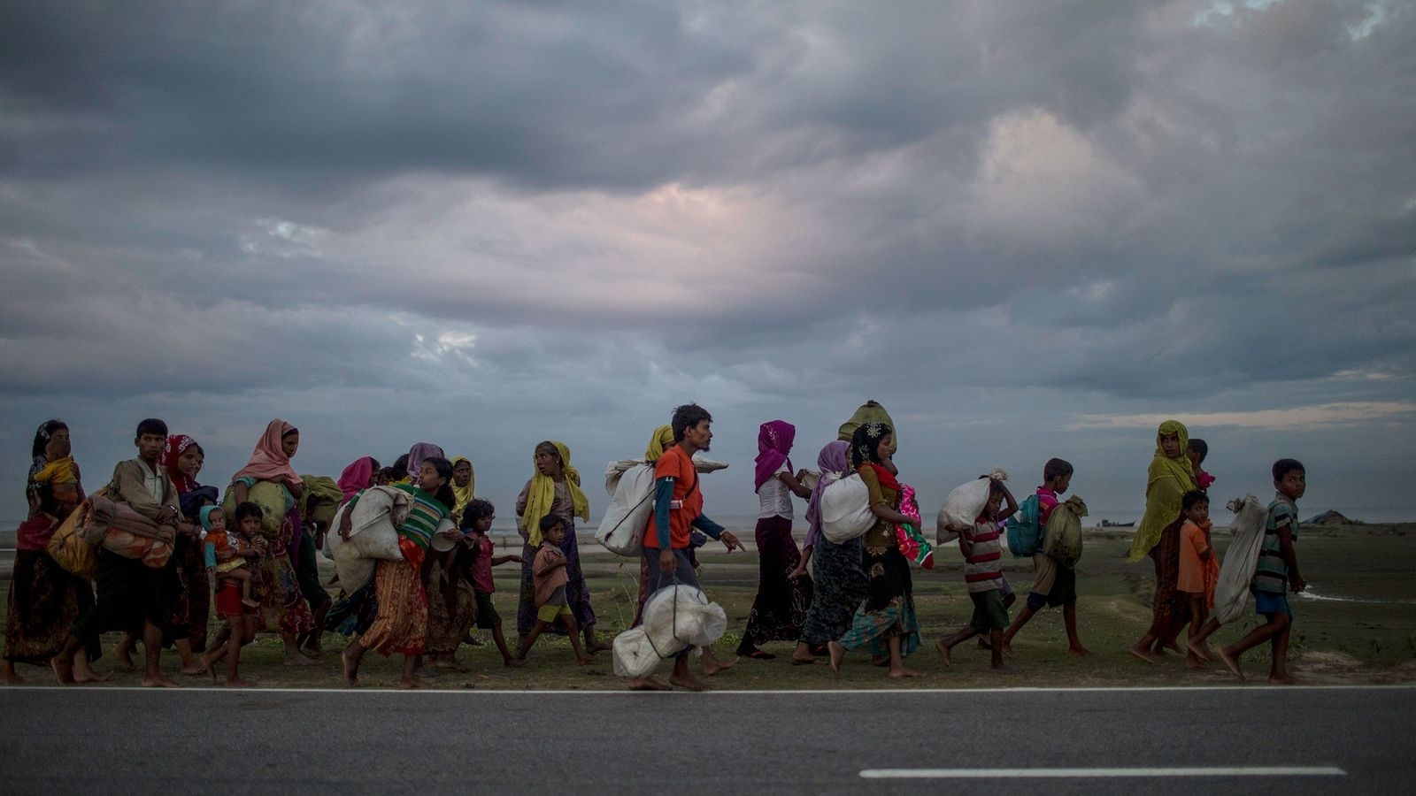 Los refugiados rohinyá
