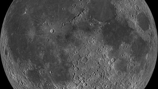 La luna podría seguir teniendo actividad tectónica
