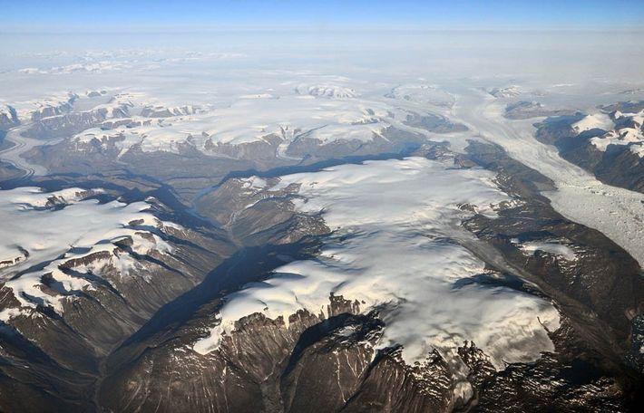 Glaciares