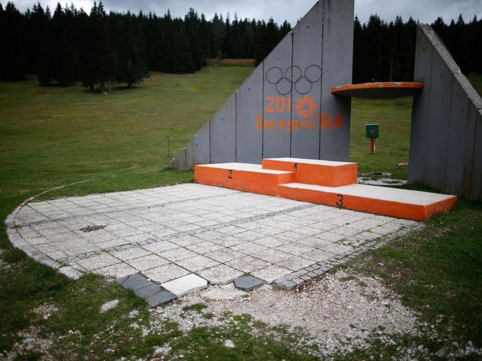 Te mostramos los estadios abandonados de las Olimpiadas pasadas