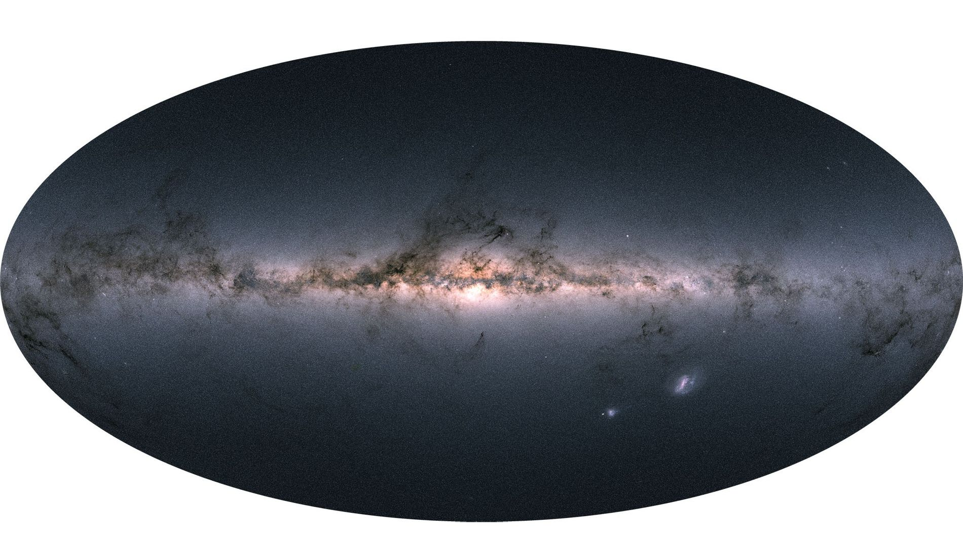 Mapa Gaia